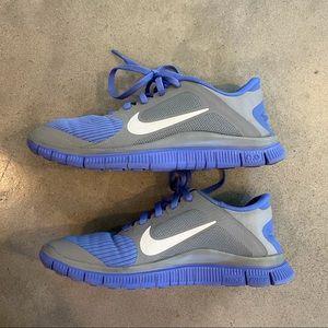 Nike Free 4.0 V3 womens running athletic shoe sz 7